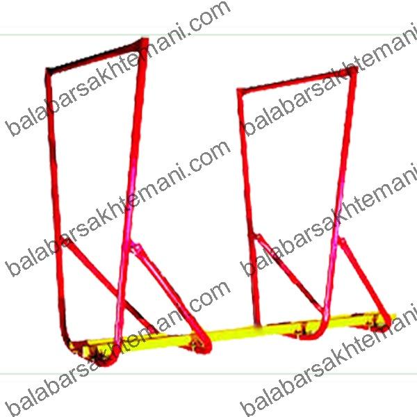 Installation balabar - آموزش نحوه بستن پایه های بالابر