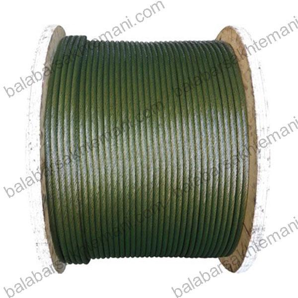 towing wire rope for balabar - معرفی بهترین سیم بکسل بالابر ساختمانی (خرید سیم بکسل بالابر)