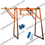 Construction hoist Chassis